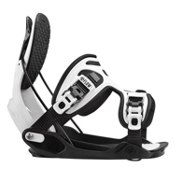 Flow Alpha Snowboard Bindings, Stormtrooper, medium