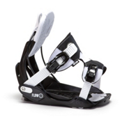 Flow Five Snowboard Bindings, Stormtrooper, medium