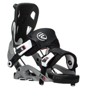 Flow Fuse Snowboard Bindings 2016, Grey, medium