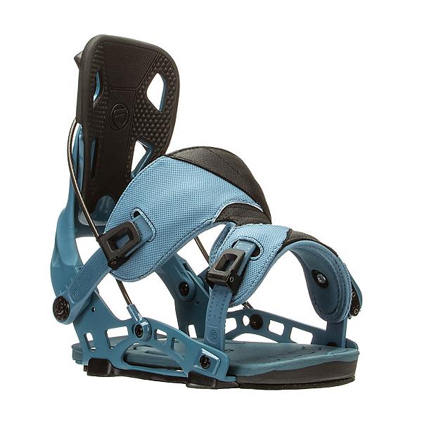 Flow NX2 Snowboard Bindings, Blue, 600