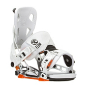 Flow NX2 Snowboard Bindings, Stormtrooper, medium