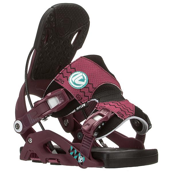 Flow Juno Womens Snowboard Bindings, , 600