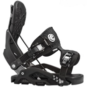 Flow Juno Womens Snowboard Bindings 2016, Black, medium