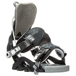Flow Omni Womens Snowboard Bindings, Gunmetal, 256