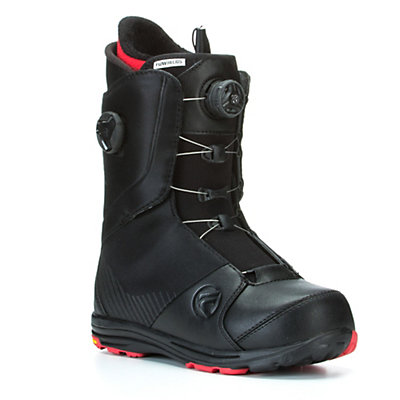 Flow Helios Focus Boa Snowboard Boots, Black, viewer