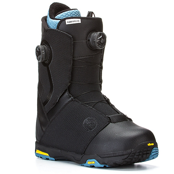 Flow Hylite Focus Boa Snowboard Boots, Black, 600