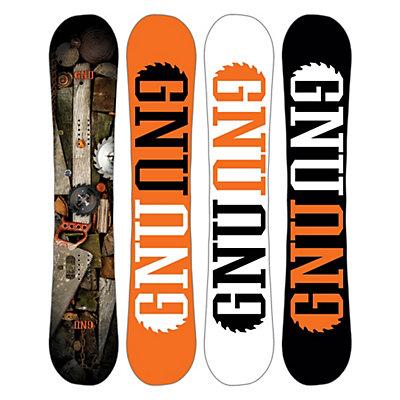 Gnu Riders Choice C2 PBTX Snowboard, , viewer