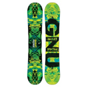 Gnu Smart Pickle PBTX Snowboard, , medium