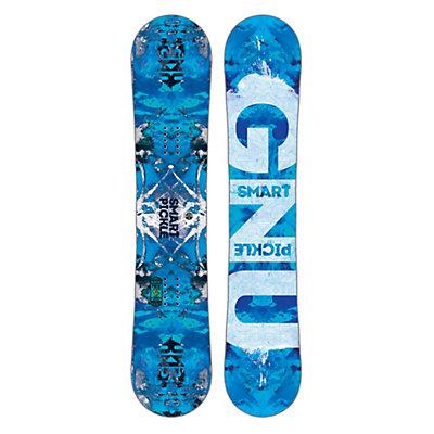 Gnu Smart Pickle Mini PBTX Boys Snowboard, , viewer