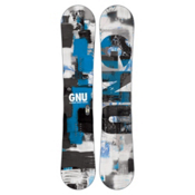 Gnu Carbon Credit BTX Snowboard 2016, 147cm, medium