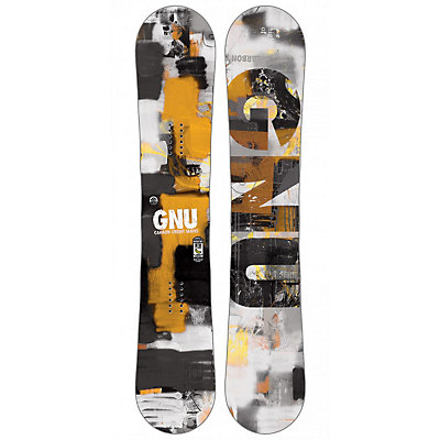 Gnu Carbon Credit BTX Snowboard, , viewer