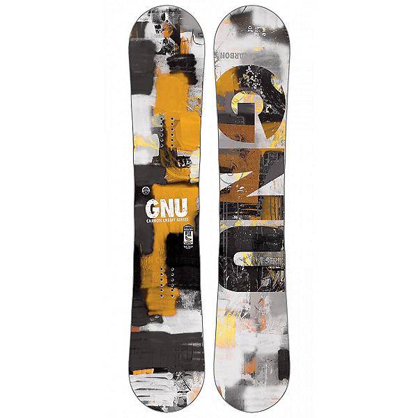 Gnu Carbon Credit BTX Snowboard, , 600