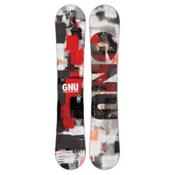 Gnu Carbon Credit BTX Snowboard, 162cm, medium