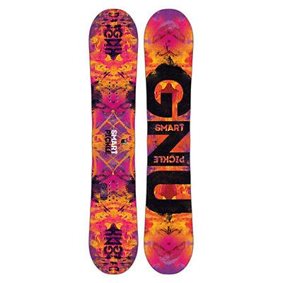 Gnu Smart Pickle PBTX Womens Snowboard, , viewer