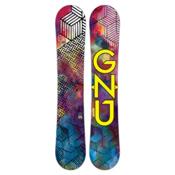 Gnu Velvet Gnuru EC2 BTX Womens Snowboard 2016, , medium