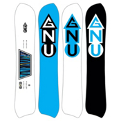 Gnu CC Zoid EC2 PBTX Snowboard, Goofy, medium