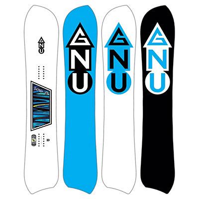 Gnu CC Zoid EC2 PBTX Snowboard, Regular, viewer