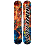 Lib Tech Skate Banana BTX Wide Snowboard 2016, Red, medium