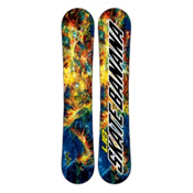 Lib Tech Skate Banana BTX Wide Snowboard 2016, Yellow, medium