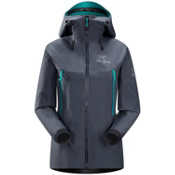 Arc'teryx Beta LT Womens Shell Ski Jacket, Heron, medium