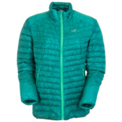 Arc'teryx Cerium SL Womens Jacket, Patina Teal, medium