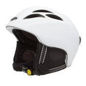 CP HELMETS Cumbaya S.T Helmet, White Chameleon Design, medium