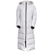 Canada Goose Mystique Parka Womens Jacket, Silverbirch, medium