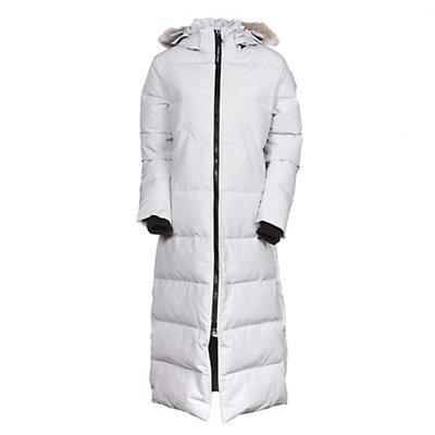 Canada Goose Mystique Parka Womens Jacket, Silverbirch, viewer