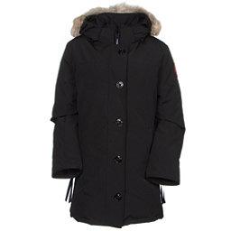 Canada Goose Dawson Parka Womens Jacket, Black, 256