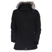 Canada Goose Chelsea Parka Womens Jacket, Black, medium