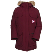Canada Goose Expedition Parka Womens Jacket, Bordeaux, medium