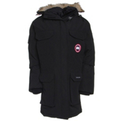 Canada Goose Expedition Parka Womens Jacket, Black, medium