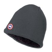 Canada Goose Merino Wool Beanie Hat, Graphite, medium