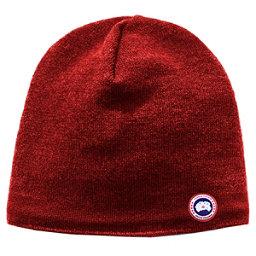 Canada Goose Merino Wool Beanie, Red, 256