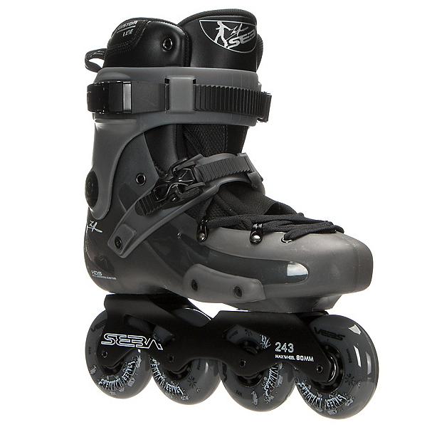SEBA FR1 80 Urban Inline Skates, Grey, 600