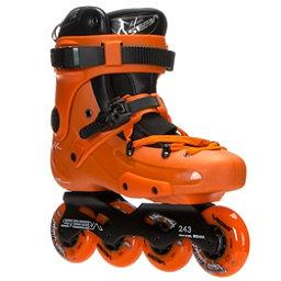 SEBA FR1 80 Urban Inline Skates, Orange, 256
