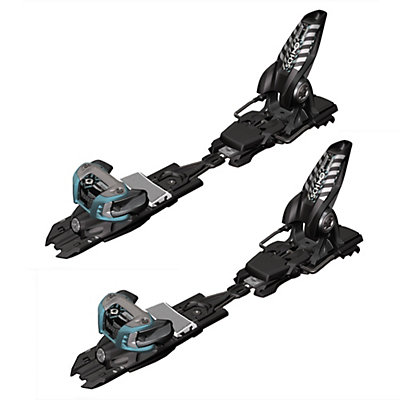 Marker Schizo 14 Ski Bindings, Black-Powder Blue-White, viewer