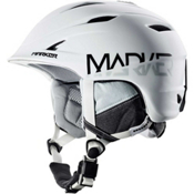 Marker Consort Helmet, White, medium