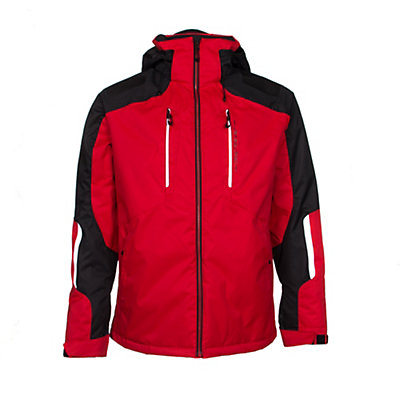 Obermeyer Foundation Mens Insulated Ski Jacket, Eclipse, viewer