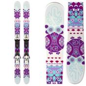 K2 Missy Kids Skis with Marker Fastrak 7.0 Bindings, , medium