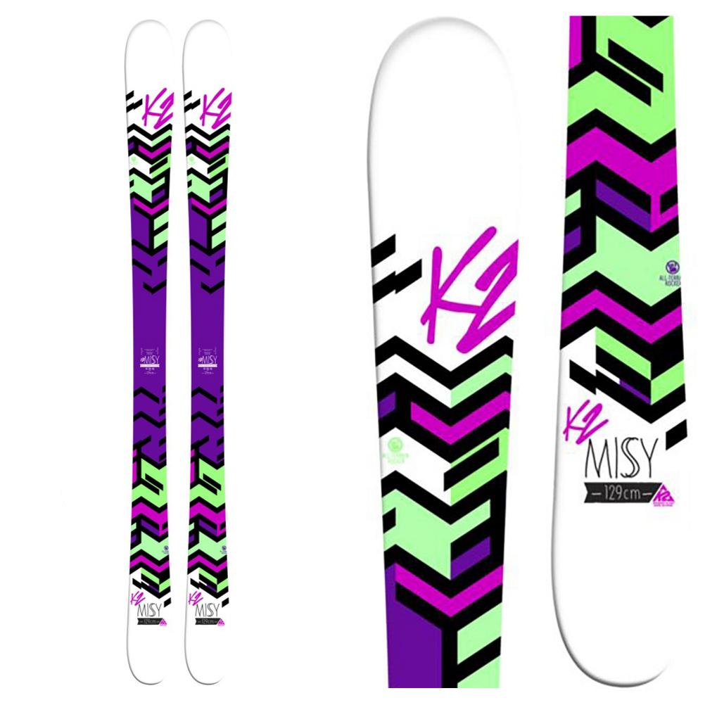 K2 Missy Girls Skis