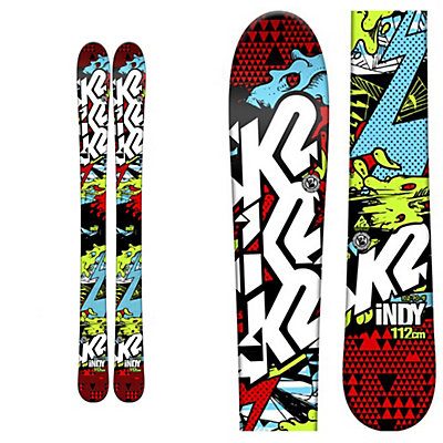 K2 Indy Kids Skis, , viewer
