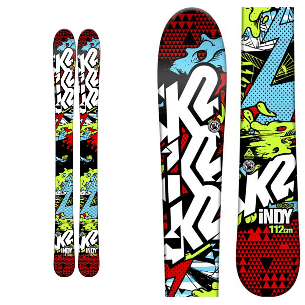 K2 Indy Kids Skis