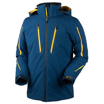 Obermeyer Charger Tall Mens Insulated Ski Jacket, , viewer