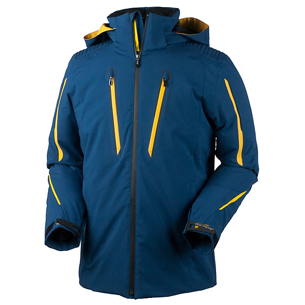 Obermeyer Charger Tall Mens Insulated Ski Jacket, , 600