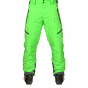 Obermeyer Process Mens Ski Pants, Glowstick, medium