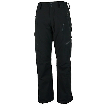 Obermeyer Process Mens Ski Pants, Glowstick, viewer