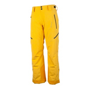 Obermeyer Process Mens Ski Pants, Maize, medium
