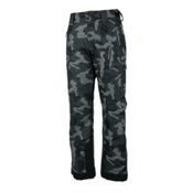 Obermeyer Process Mens Ski Pants, Snow Camo, medium