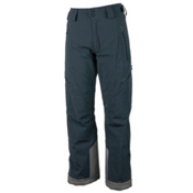 Obermeyer Process Short Mens Ski Pants, Ebony, medium